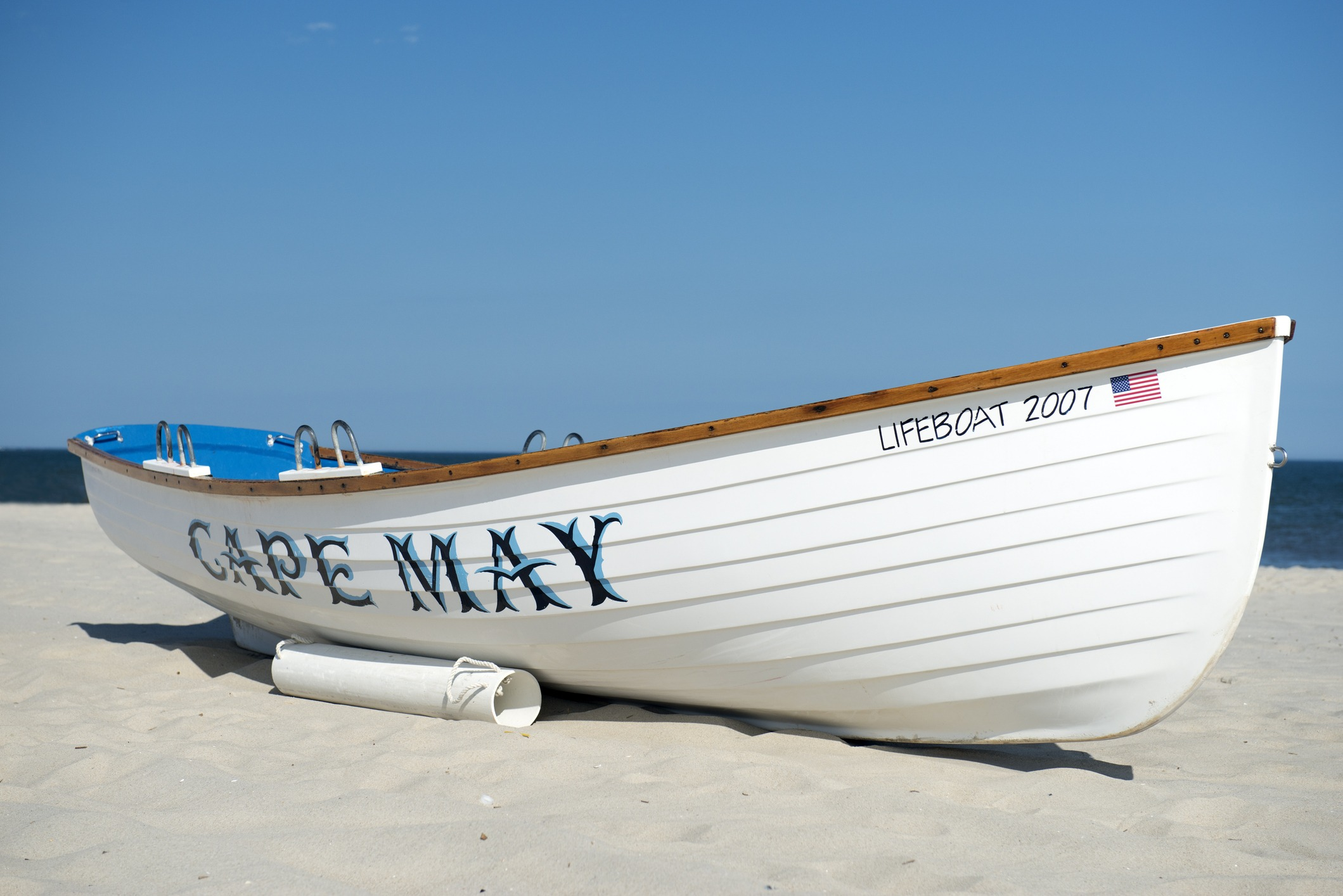 image of summer in cape may